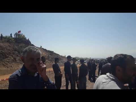 Оппозиция в Армении начала перекрывать дороги 2 05 18
