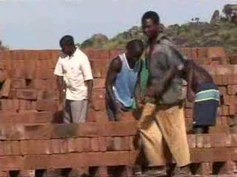 MRHP, Tanzania, Brick-making using agricultural waste - Ashden Award winner
