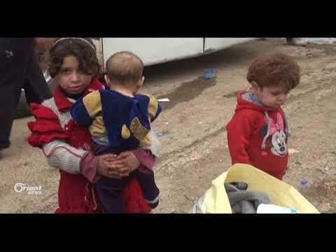 تعرف على خطة روسيا لإعادة اللاجئين إلى سوريا  - 23:21-2018 / 7 / 20