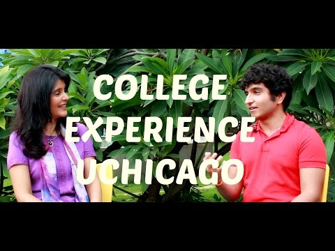 College Experience - Computational Neuroscience at University of Chicago #ChetChat