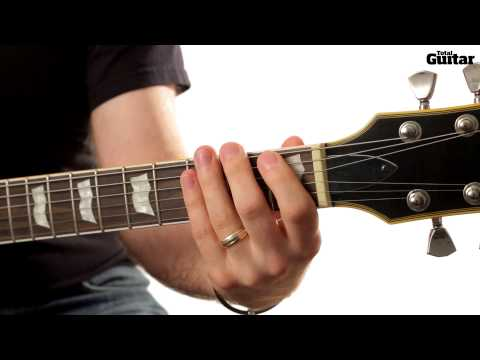 Guitar Lesson: Learn how to play Nirvana - Mr Moustache (TG253)