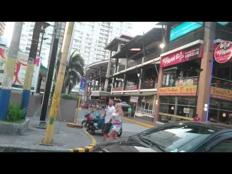Philippines, Metro Manila, travelling by car