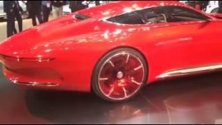 Salon de l'auto Paris 2016
