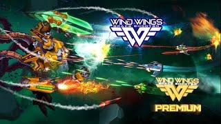 WinWings: Space shooter Galaxy attack (premium) gameplay screenshot 1