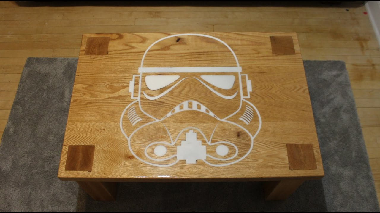 Star Wars rouge one coffee table YouTube