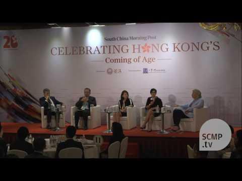 Celebrating Hong Kong's Coming of Age: Hong Kong as innovation hub and the knowledge economy