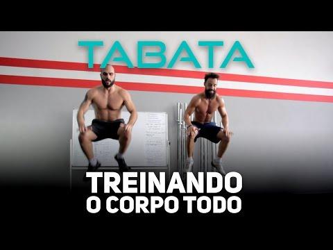 TREINO FORTE COM O PESO DO CORPO - PROTOCOLO TABATA | SÉRGIO BERTOLUCI