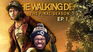 Video THE WALKING DEAD: THE FINAL SEASON | EPISODE #1 download MP3, 3GP, MP4, WEBM, AVI, FLV Agustus 2018