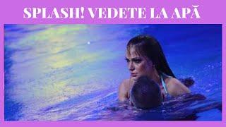 """Andreea Antonescu, săritură de excepţie la """"Splash! Vedete la apă""""!"""