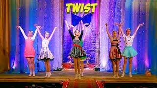 Chubby Checker - Let´s twist again /twist master class choreography/