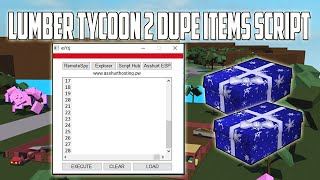 ✅ROBLOX LUMBER TYCOON 2 COMMENT DUPE articles SCRIPT✅