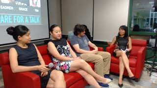 Panel: How to Prepare for a Talk - Women Who Code Singapore