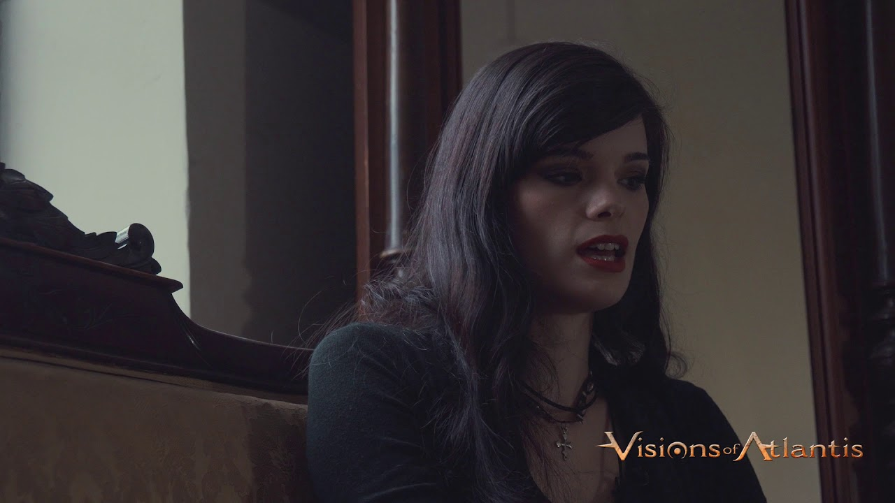 """VISIONS OF ATLANTIS - """"The Deep & The Dark"""" Interview Part 5 