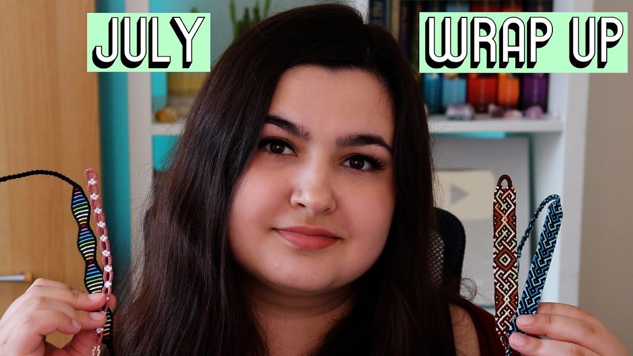 JULY 21 WRAP UP + CHALLENGE [CC]    Friendship Bracelets
