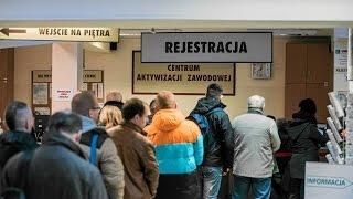 W styczniu wzrosło bezrobocie   Wyborcza.biz