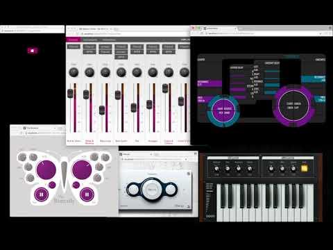 DeusO Toolkit + WebAudio