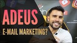 E-mail Marketing funciona? E-mail ou Lista de Transmissão? @VireiMeuChefe