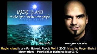 Mesmerized - Pearl Maker (Original Mix) // Magic Island Vol.1 [ARMA169-2.05]