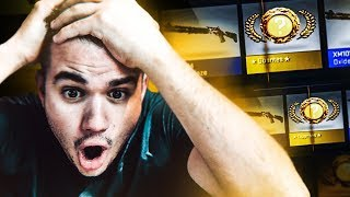 ME TOCAN 2 GUANTES SEGUIDOS! | Counter Strike: Global Offensive