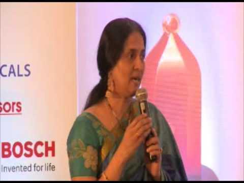 Ms. Chitra Ramkrishna, Managing Director & CEO, NSE - Speech at CII-EXIM Bank Award Ceremony