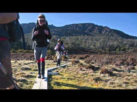 Walls of Jerusalem, Tasmania: Lonely Planet 'Great Wall Walks of the World'