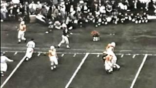 1956 # 2 Tennessee vs # 13 Baylor