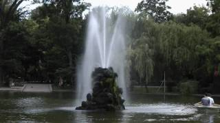 Cismigiu Garden in Bucharest - HD footage with Panasonic HDC - SD700