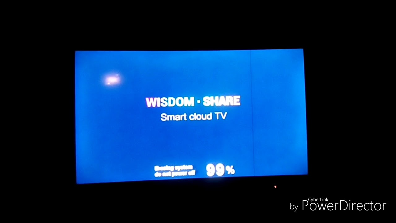 How to setup wisdom share smart tv
