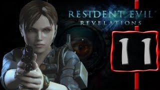 Vamos jogar Resident Evil Revelations Os Fantasmas de Vetro Episódio 3-2 detonado PC - parte 11