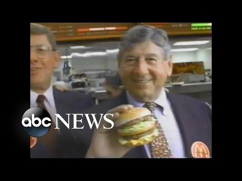 Big Mac Creator Jim Delligatti Dies
