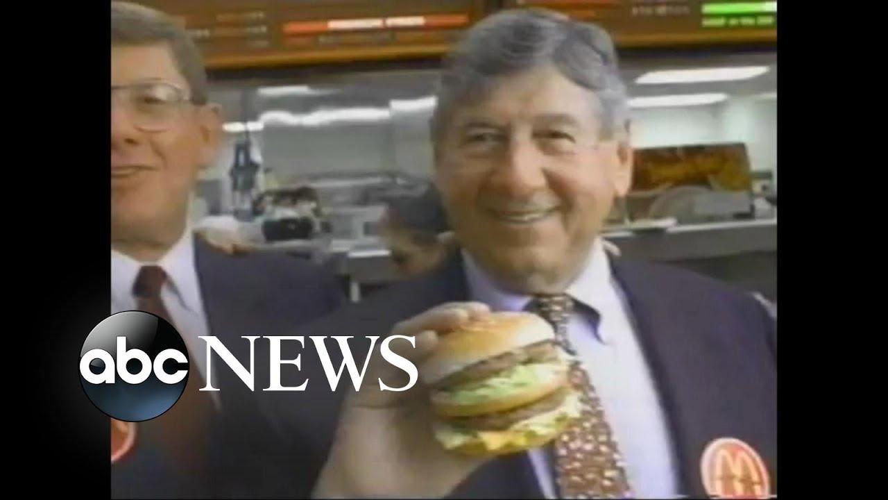 Big mac creator dies