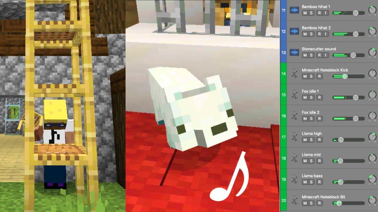 "Minecraft Song! - ""The Village & Pillage Jam"" - YouTube"