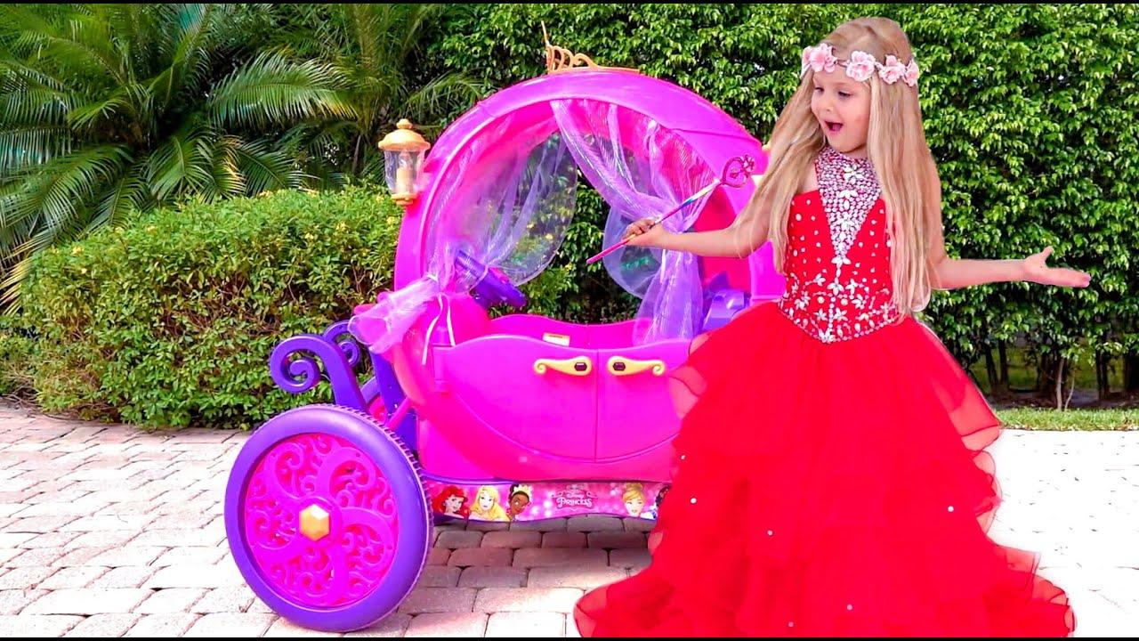 Diana va al Baile de Princesas