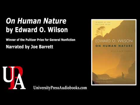 On Human Nature (sample) by Edward O. Wilson