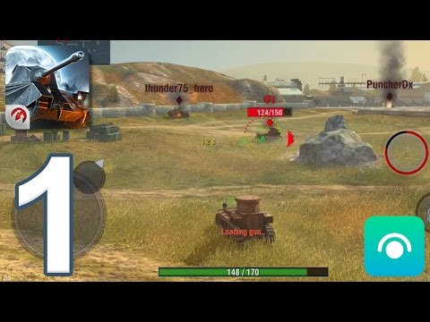 World of Tanks Blitz - Gameplay Walkthrough Part 1 (iOS, Android)