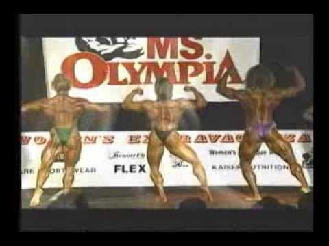 Brenda Raganot 1999 IFBB Ms. Olympia