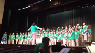 What Makes You Beautiful--B.W. Tinker School Chorus