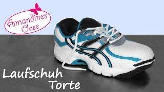 Happy Birthday lieber Onkel! | Laufschuh Torte | shoe cake 3D