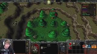 FOCUS STREAMER!!11! - Warcraft III: (Uther's Party X)