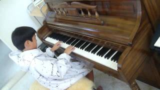 Star Wars Cantina Band - Piano by Colby, 10 yrs old