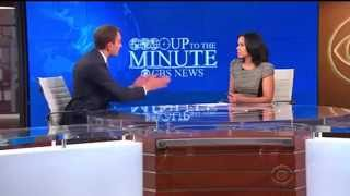 Rob Franek discussing student loan debt relief on CBS News: Up to the Minute