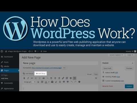 how to work with wordpress youtube