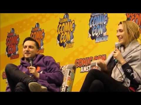 The 100 Panel - Comic Con Ahoy 2018 (HD)
