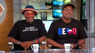 Spike Lee, real-life Ron Stallworth talk new film