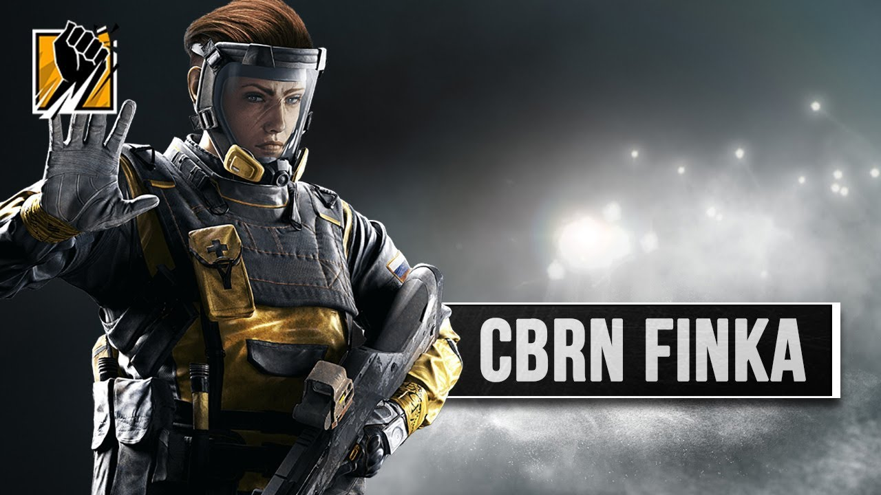 Rainbow Six Siege - Finka Operator Guide | deutsch (Chimera) - YouTube