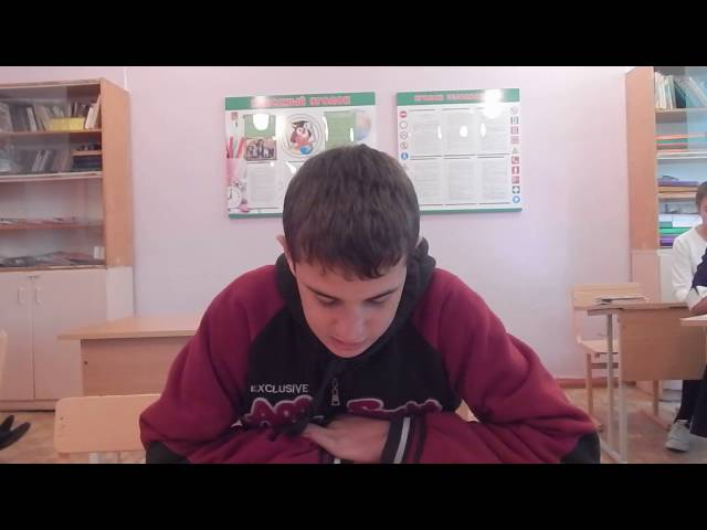 Руслан Биккинин читает произведение «Гаснет вечер...» (Бунин Иван Алексеевич)