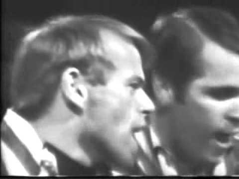 The Beach Boys - I Get Around plus interview (Ready Steady Go)