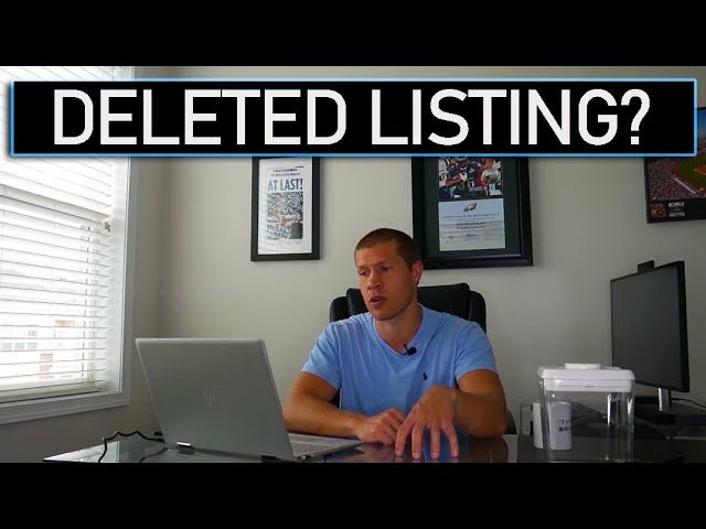 What to Do When another Amazon Seller Deletes a Product Listing You're Selling on