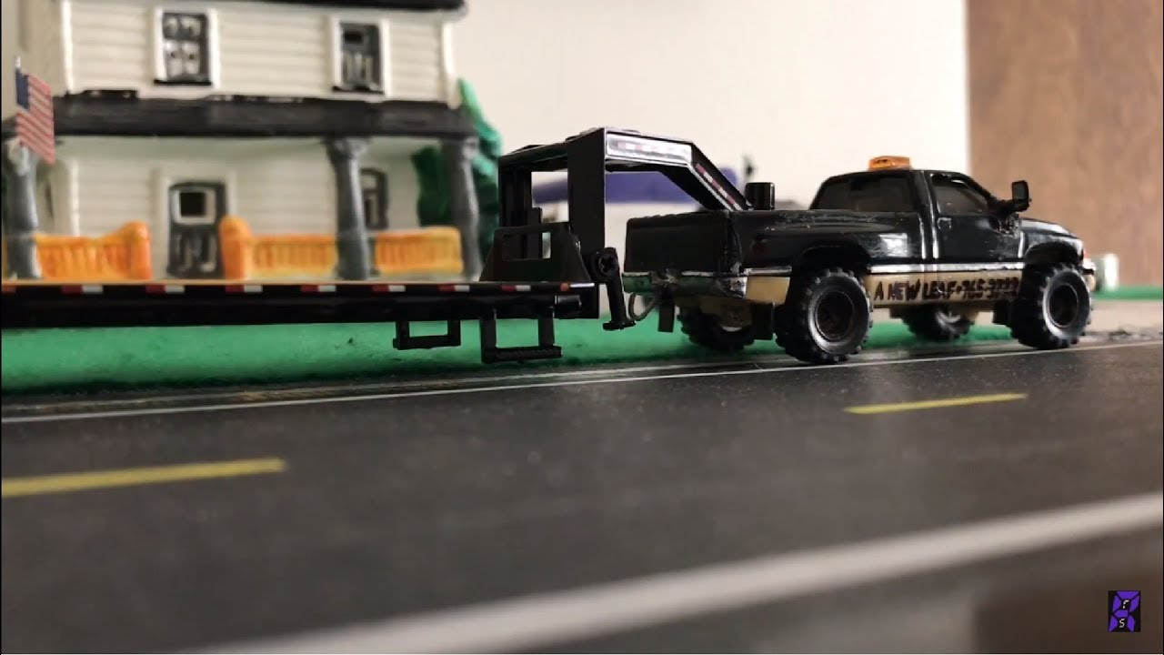 Flatbed Tow Truck >> GreenLight Hitch & Tow Gooseneck Trailer, First Thoughts ...