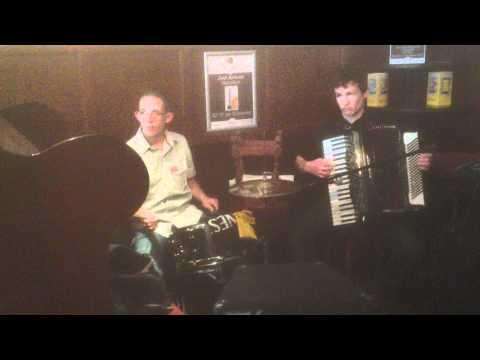 Scottish folk music at Fort William